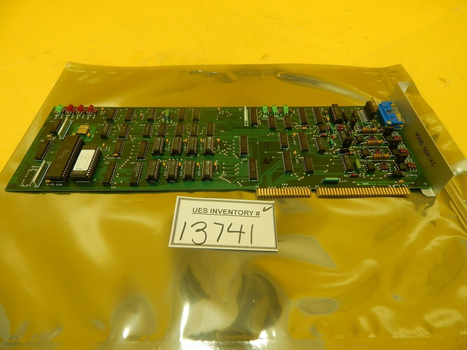 Electroglas 247219-002 Prealign Subsystem PCB Card Rev. M 4085x Horizon PSM Used