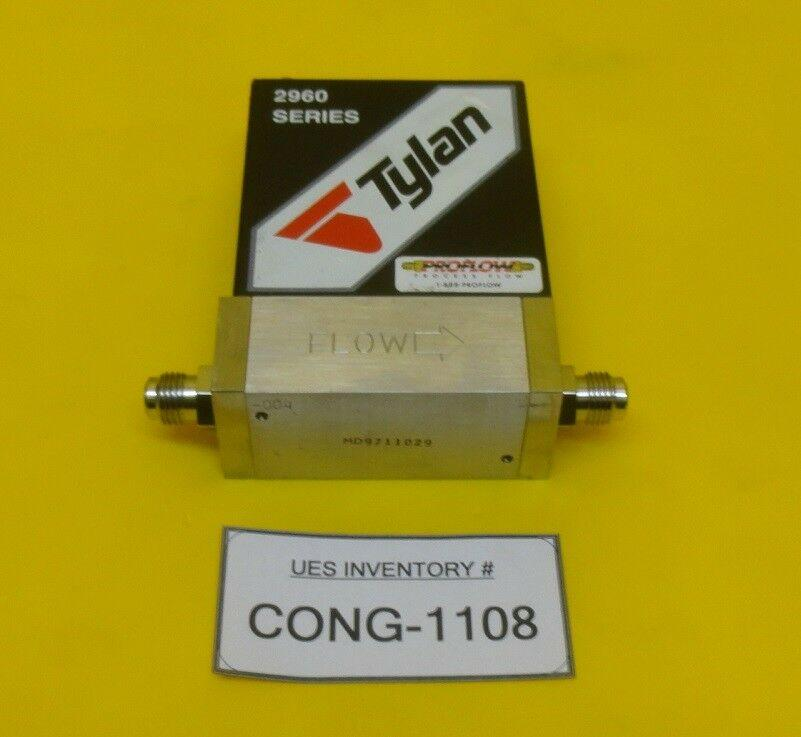 Tylan FC-2960MEP5 Mass Flow Controller MFC 2960 Series 20 SLPM N2 Used Working