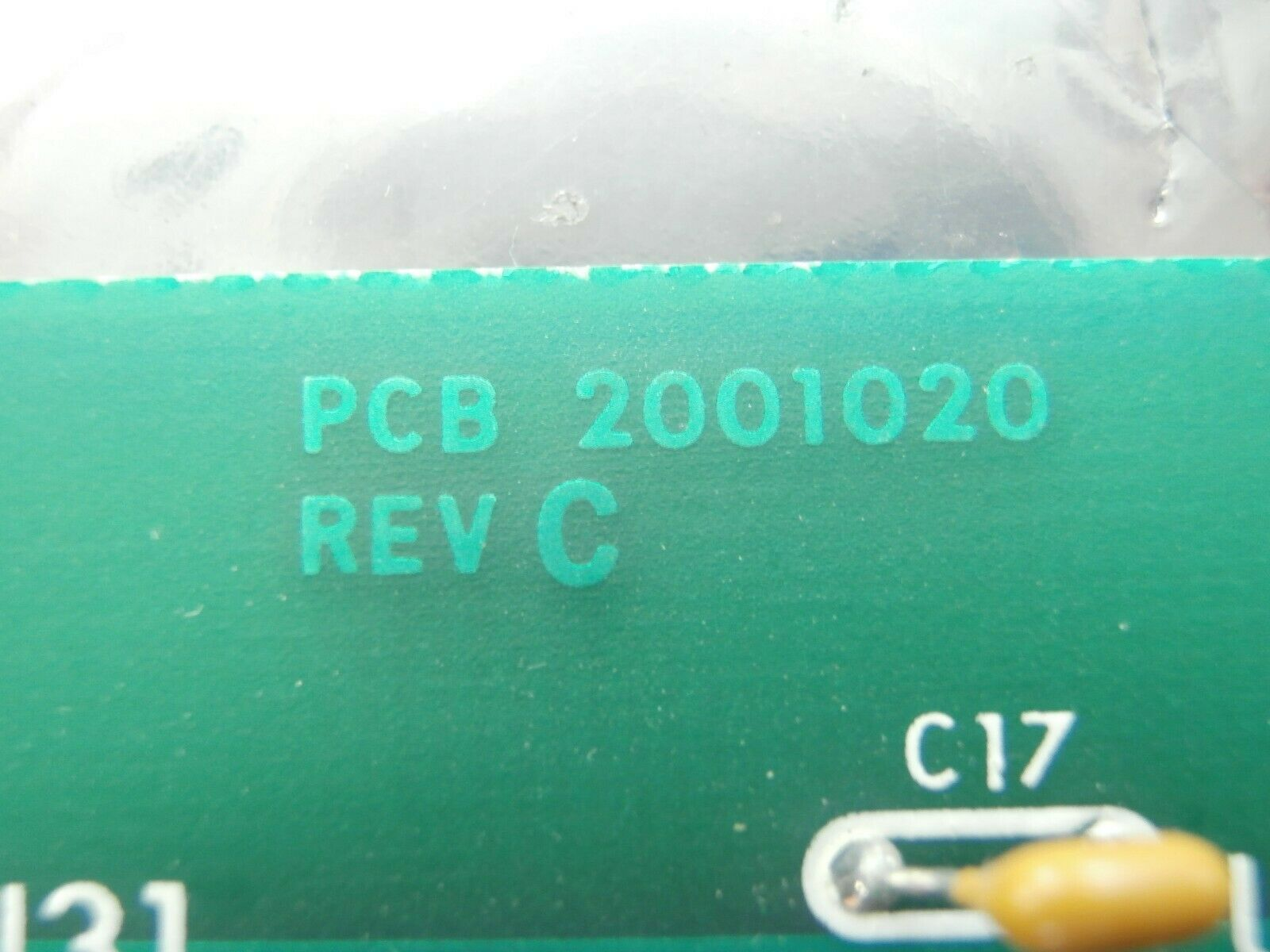 Laser Identification Systems 6050029 PC Communicator PCB Lumonics LW-CO2 Used