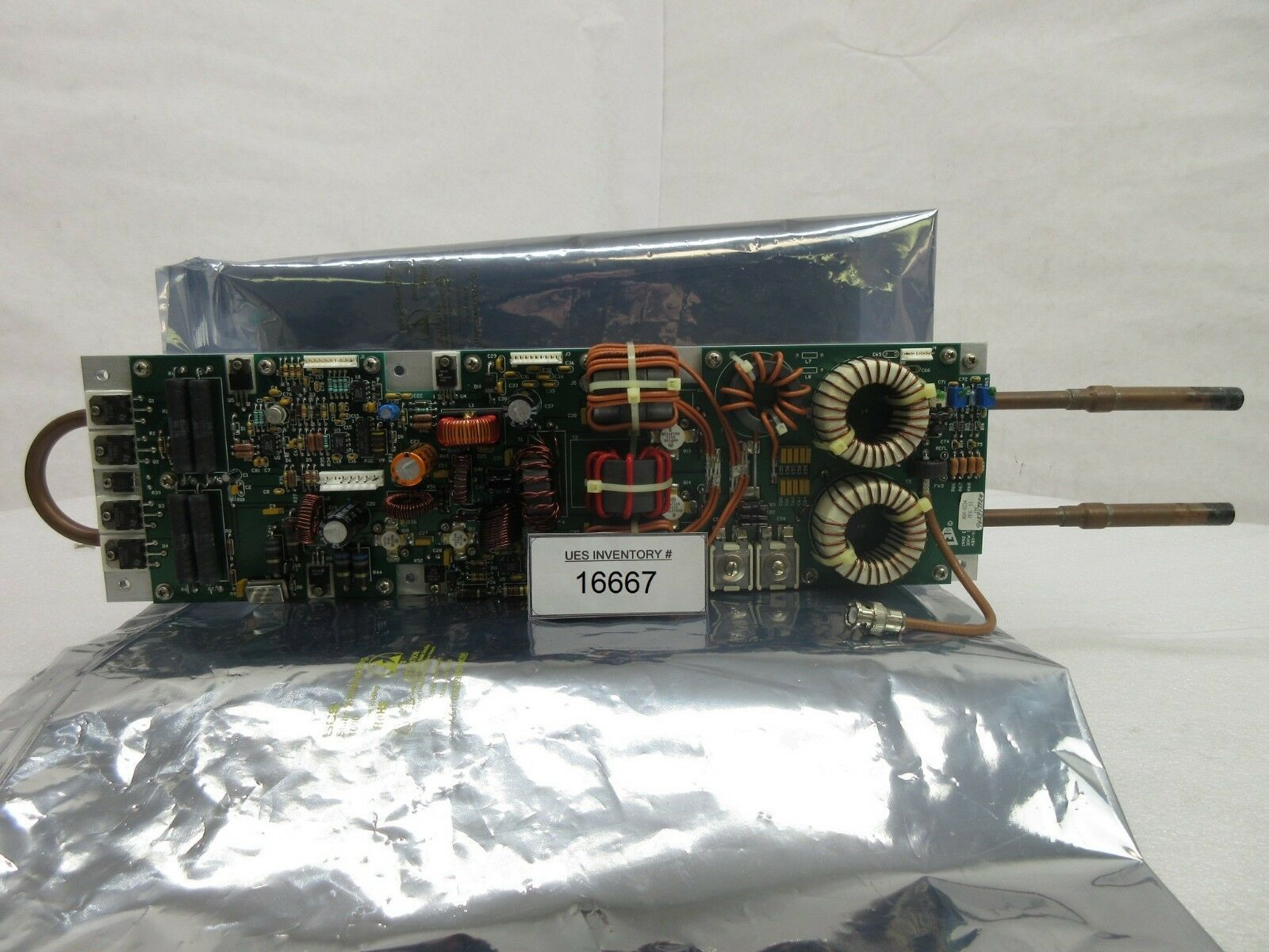 ETO Ehrhorn Technological Operations ABX-X234 300W Driver Board PCB Rev. 11 Used