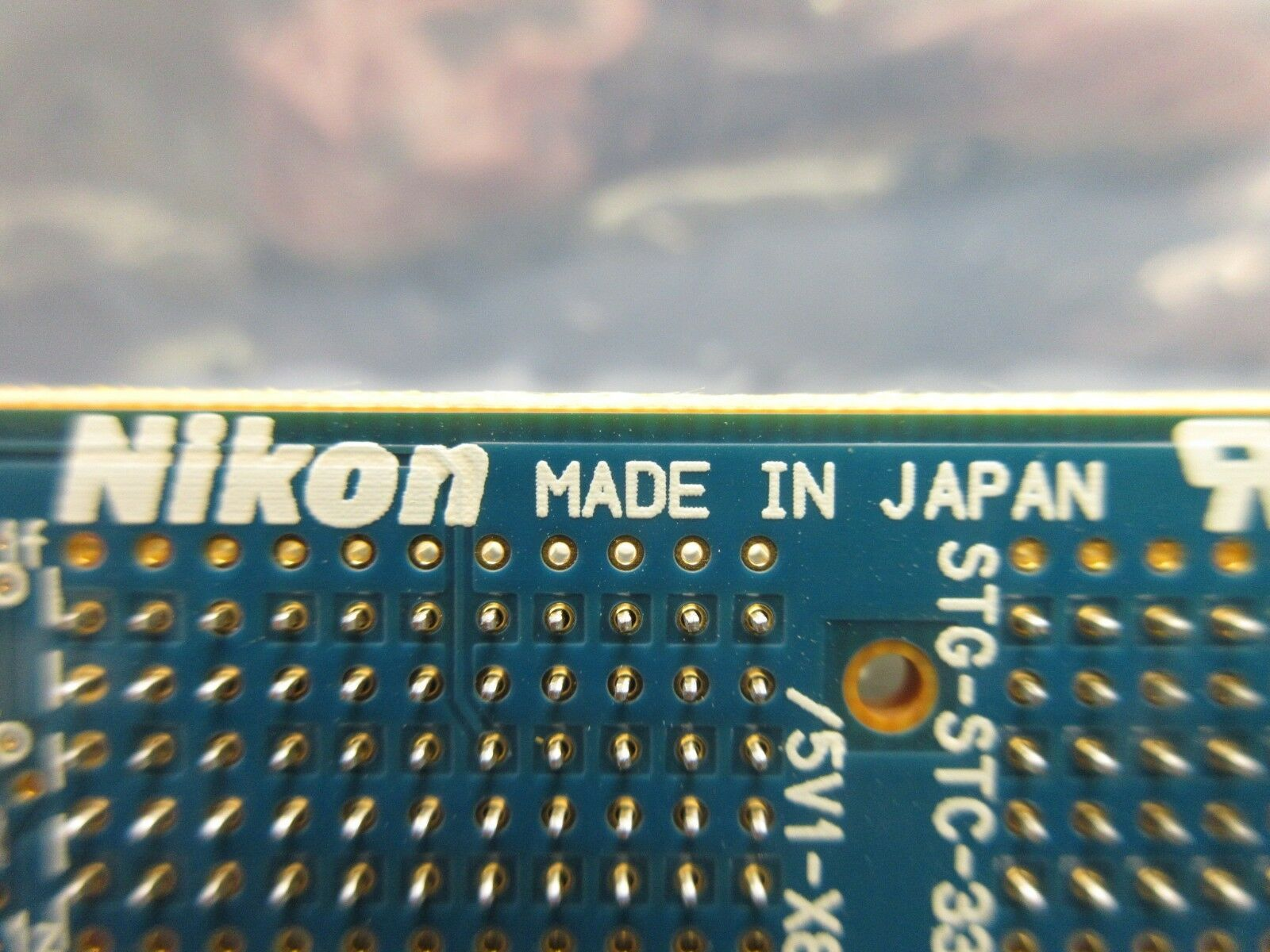 Nikon STG-STC-33/5V1-X8 Interface Board PCB NSR System Used Working