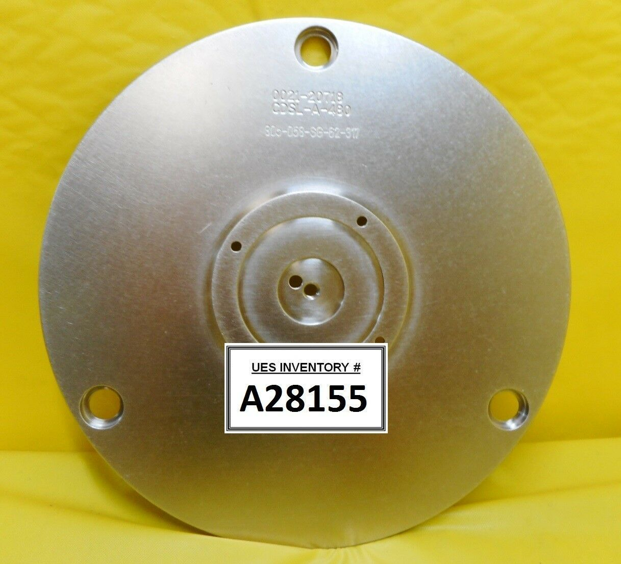 AMAT 0021-20718 Lower Pedestal Cover SS CDSL-A-480 805-058-SG-62-317 Used