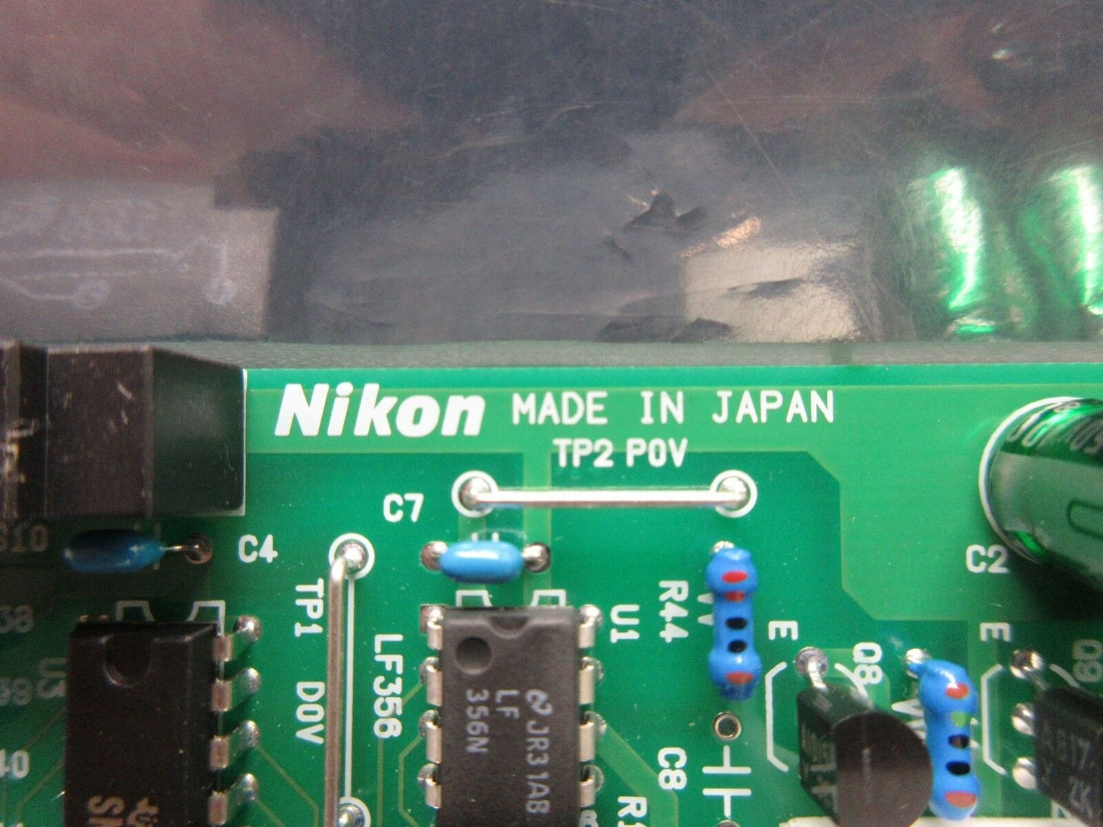 Nikon 4S003-028 Interface Control Board PCB DCMD-L2 NSR System Used Working