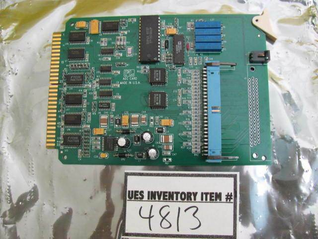 Cymer 05-05184-00 Rev. 011 ADC Interface Board Used Working