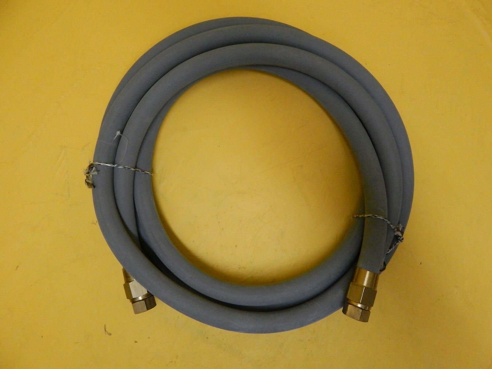 Oerlikon 102211837 Cryo Compressor Water Line 6 Meter Set of 2 Used Working