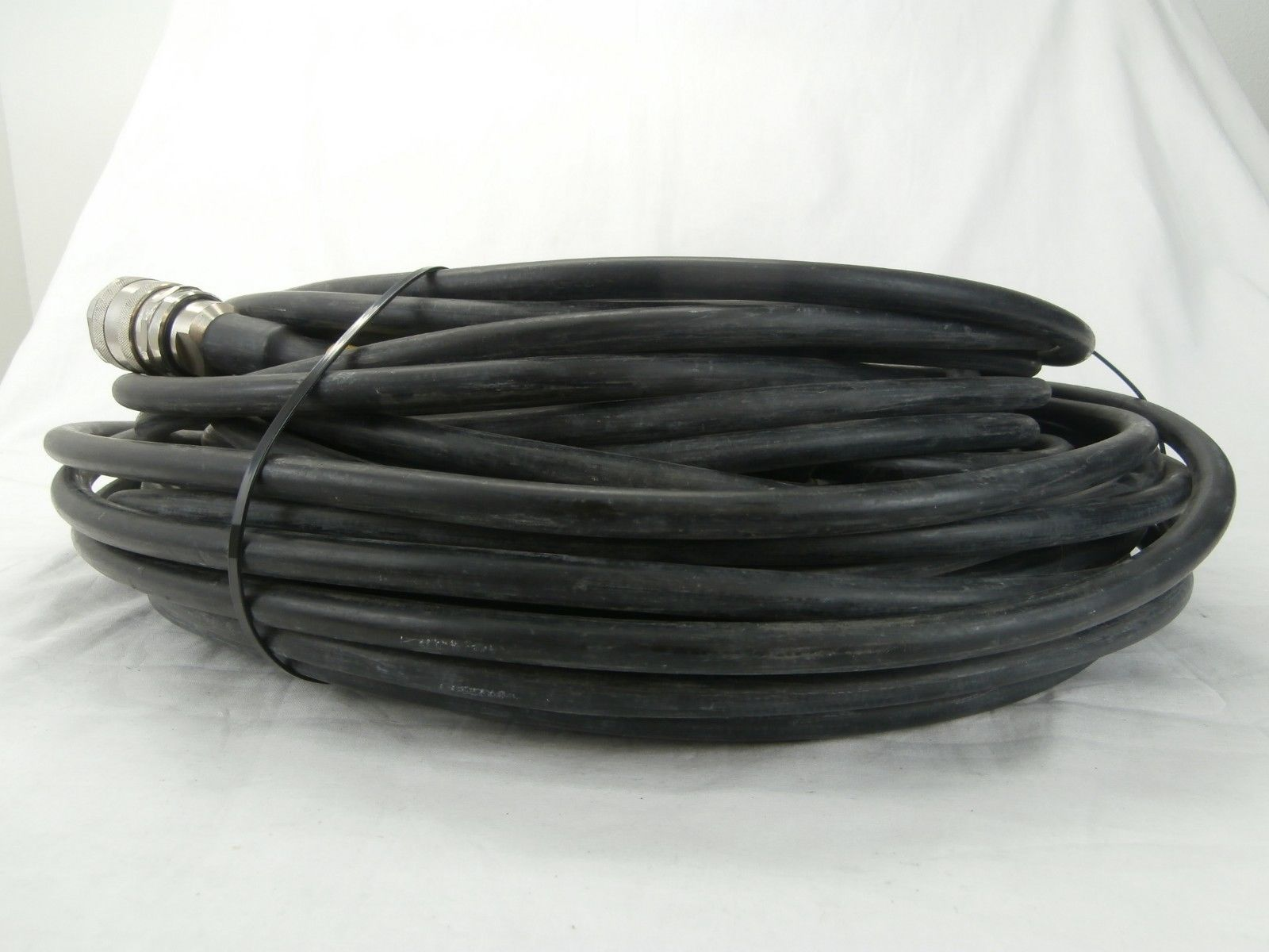 AMAT Applied Materials 0620-00516 RF Cable Top Generator to Match 150 Foot Used