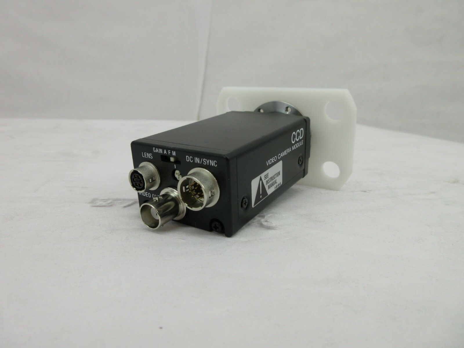 Nikon XC-73 CCD Video Camera Module NSR-S202A Used Working