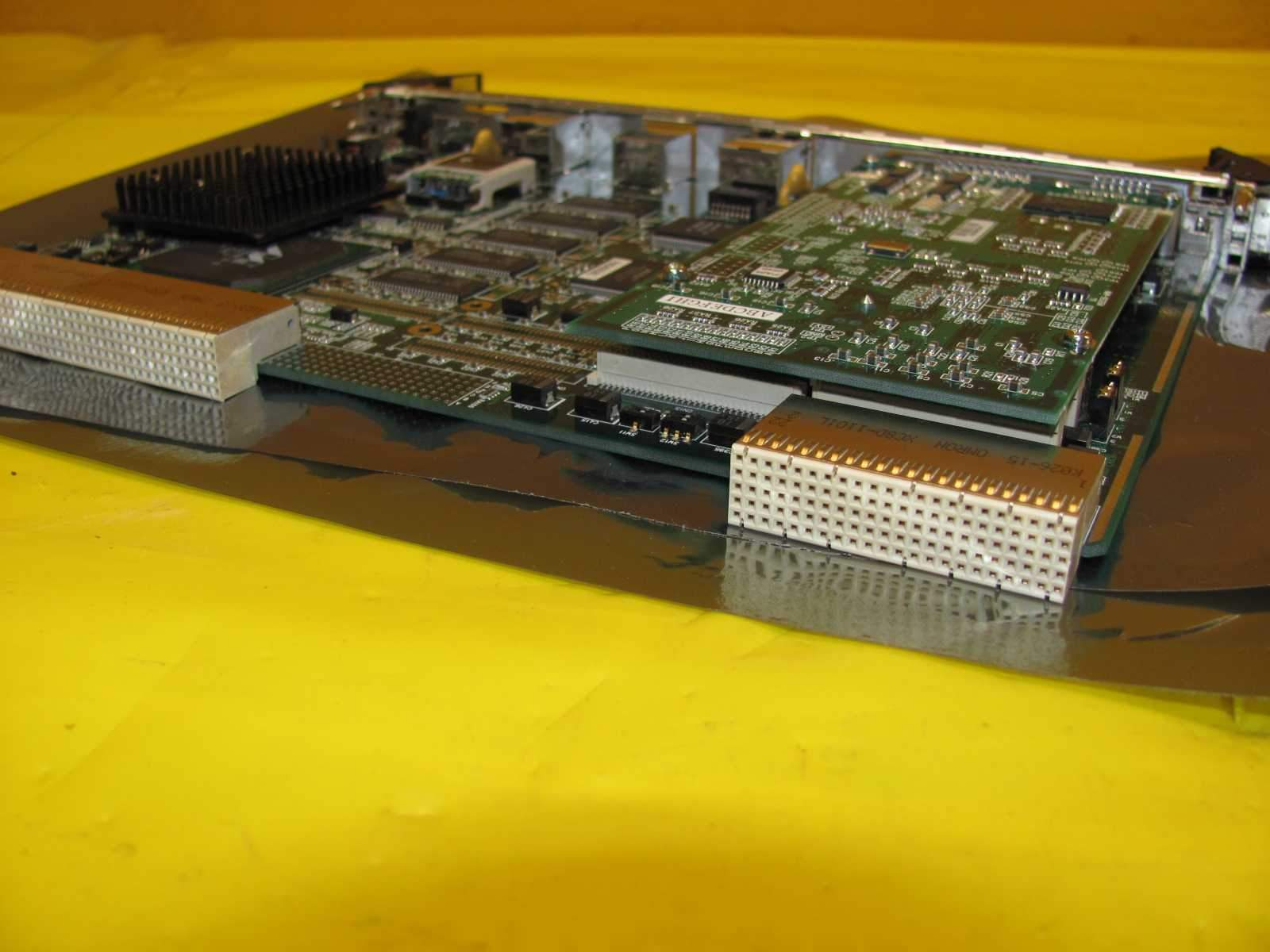 Nikon 4S015-316 CPU Control PCB Card ACP-112(Slave) NSR-S307E Used Working
