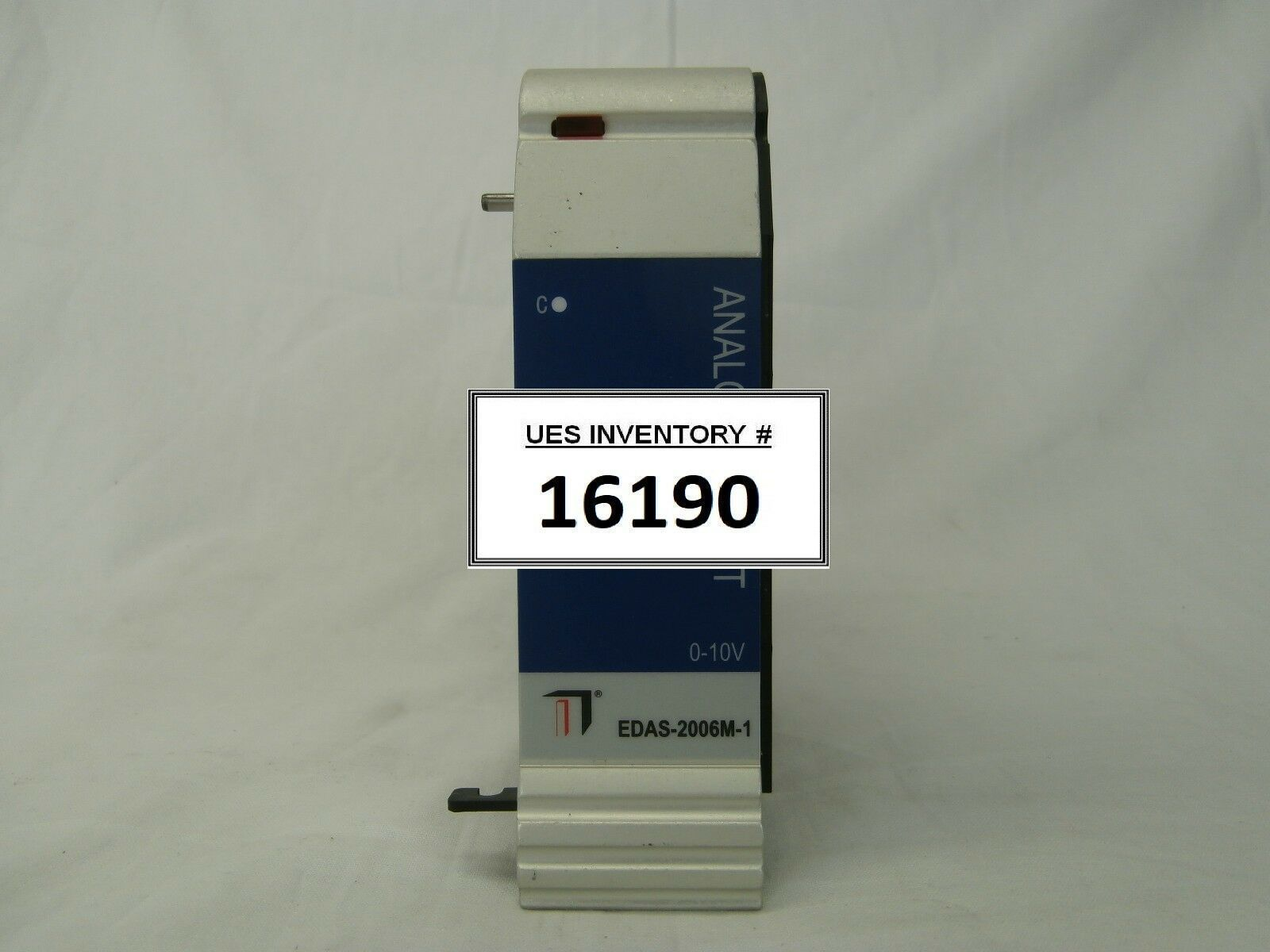 Intelligent Instrumentation EDAS-2006M-1 PLC Analog Output Unit EDAS Used