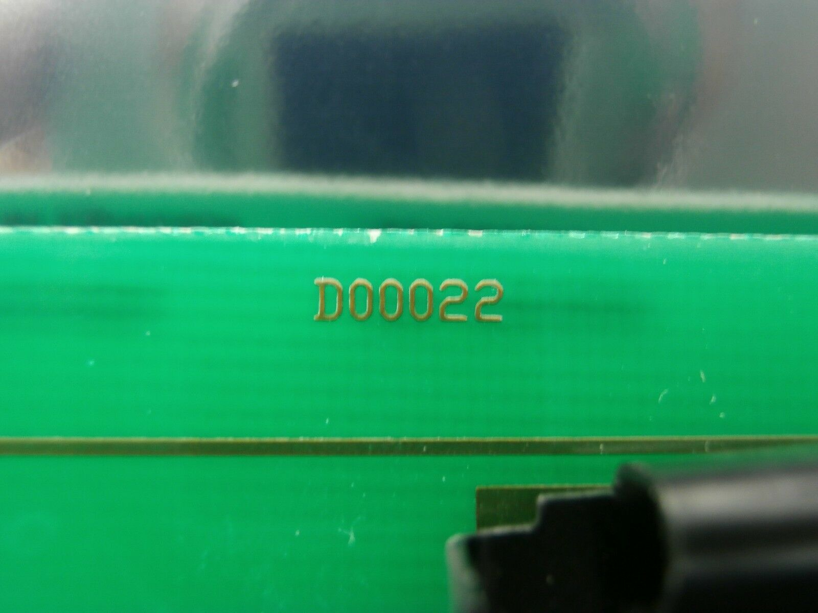 Nordiko Technical Services D00022 Amplifier PCB Card TLTD-2/425 Plugs Used