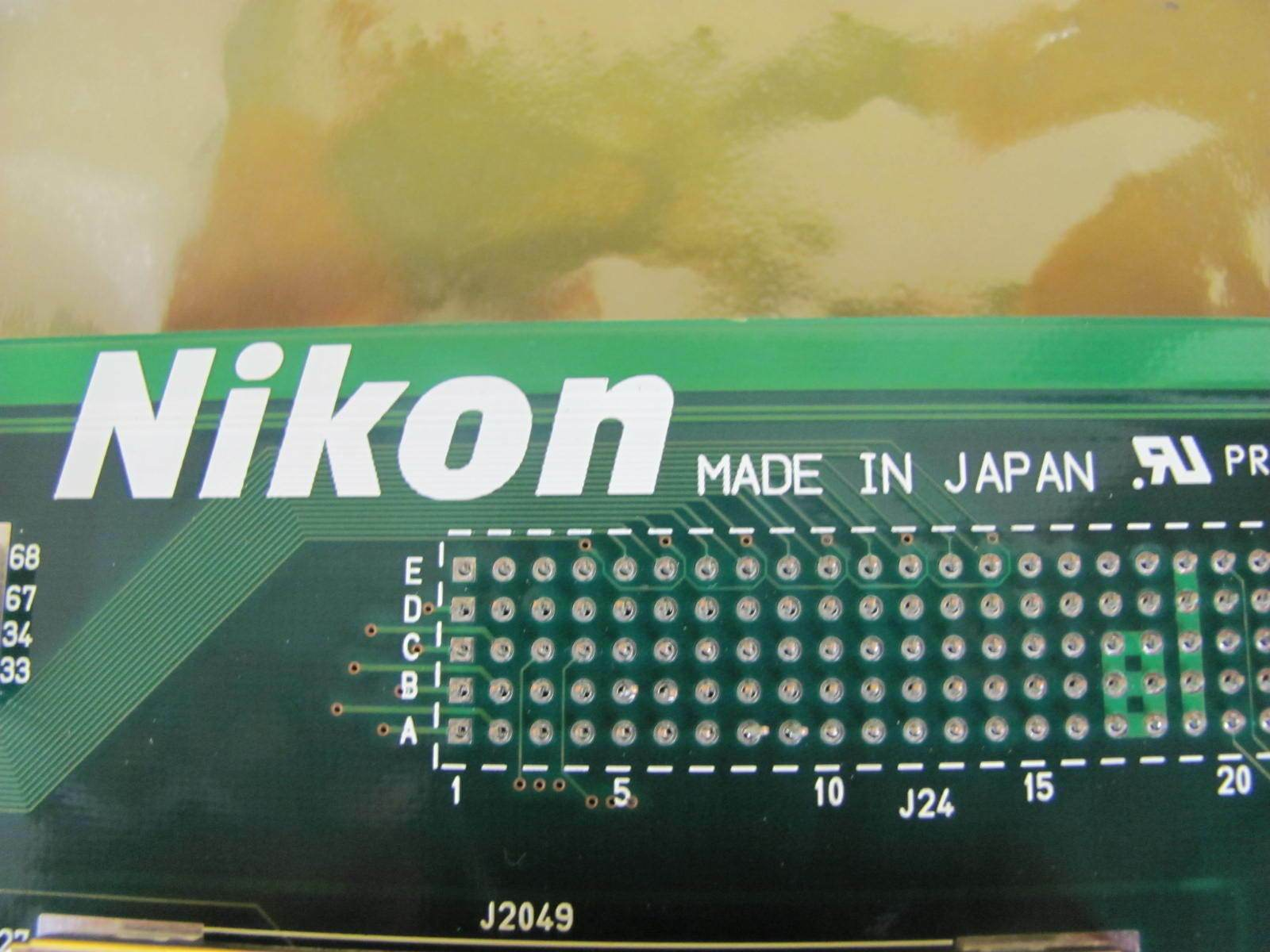 Nikon 4S018-715- OPDMTHX4 Connector Board PCB Used Working