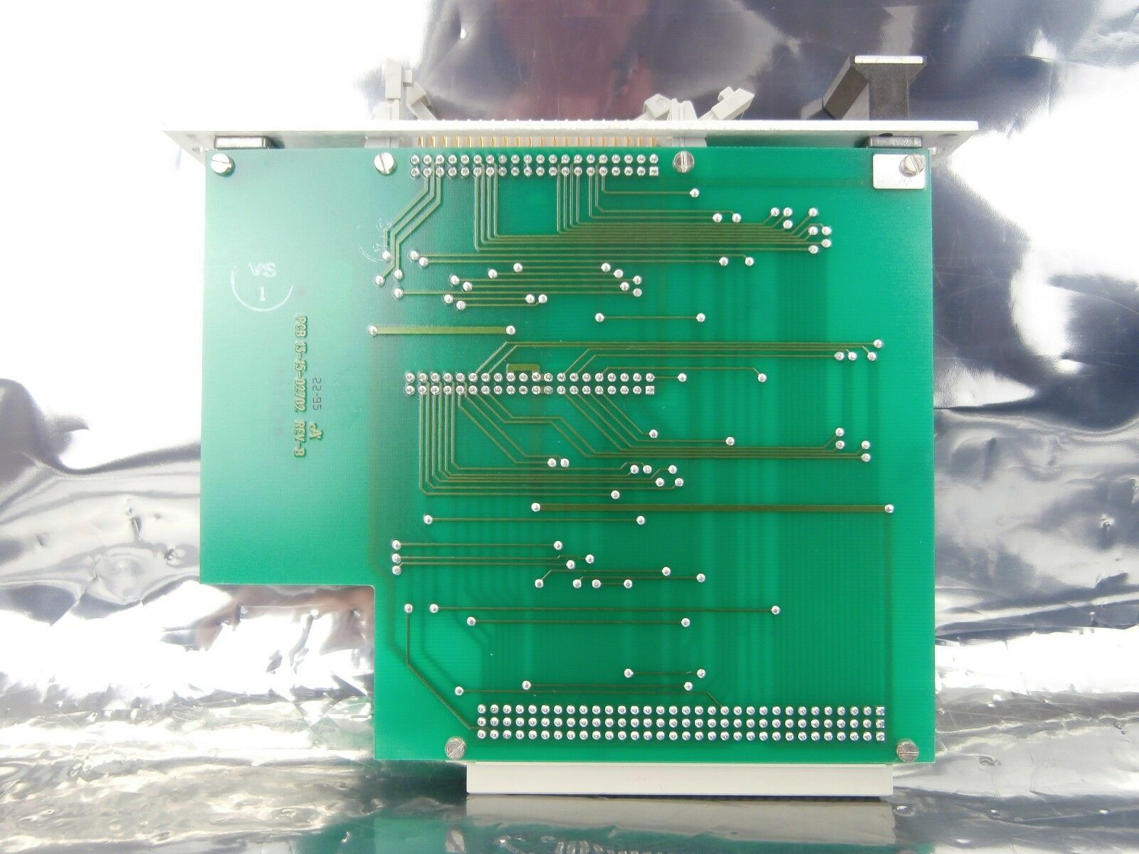 Ultratech Stepper 03-15-02702 Transition Step MOT/COOLER ASH PCB Card Titan Used