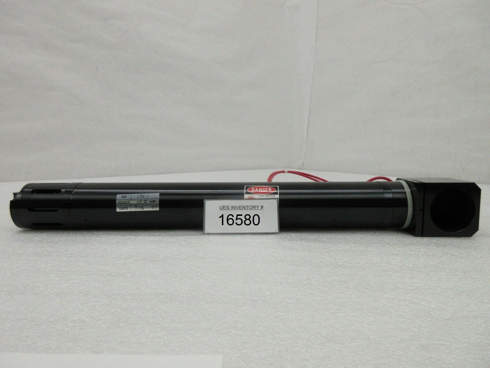 Nikon 1301 Helium Neon Laser Max 20mW 632.8nm NSR-S202A Used Working