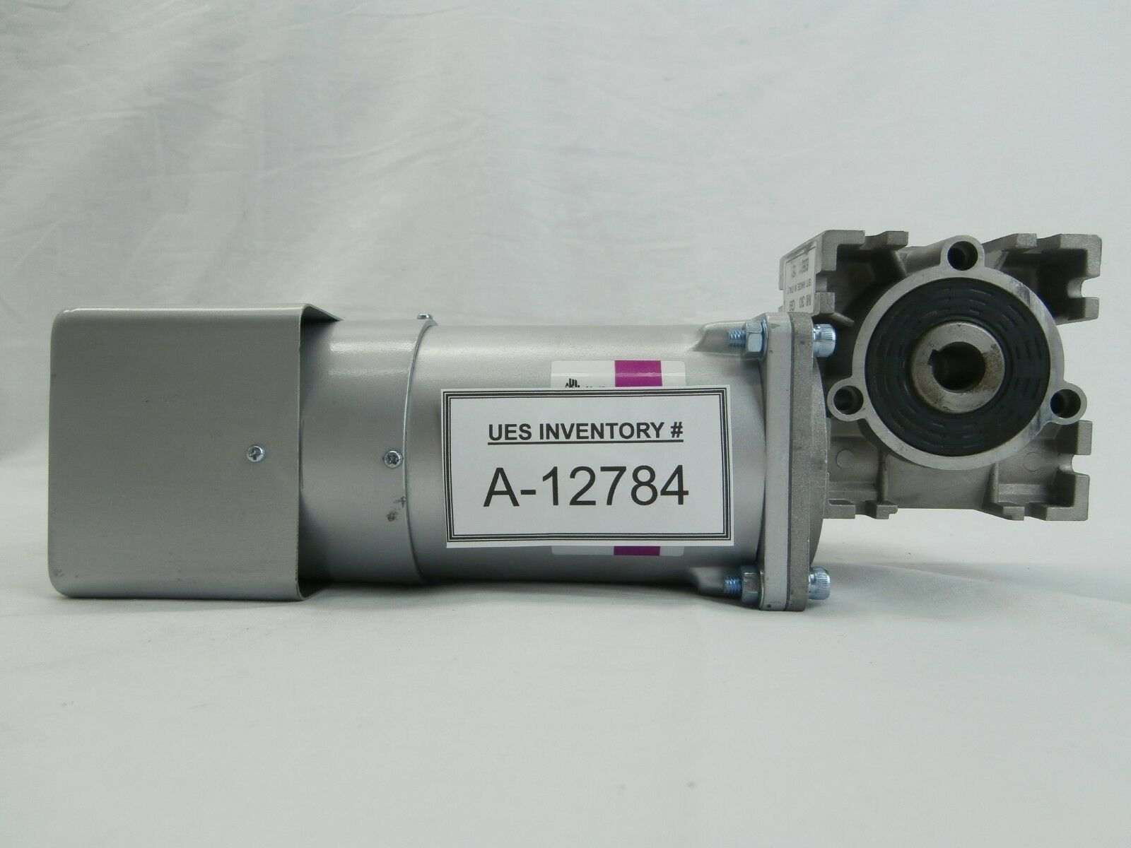 SPG S9R90MB-ES12 E.S Motor with Siti Gear Head MI 30 G9 Used Working