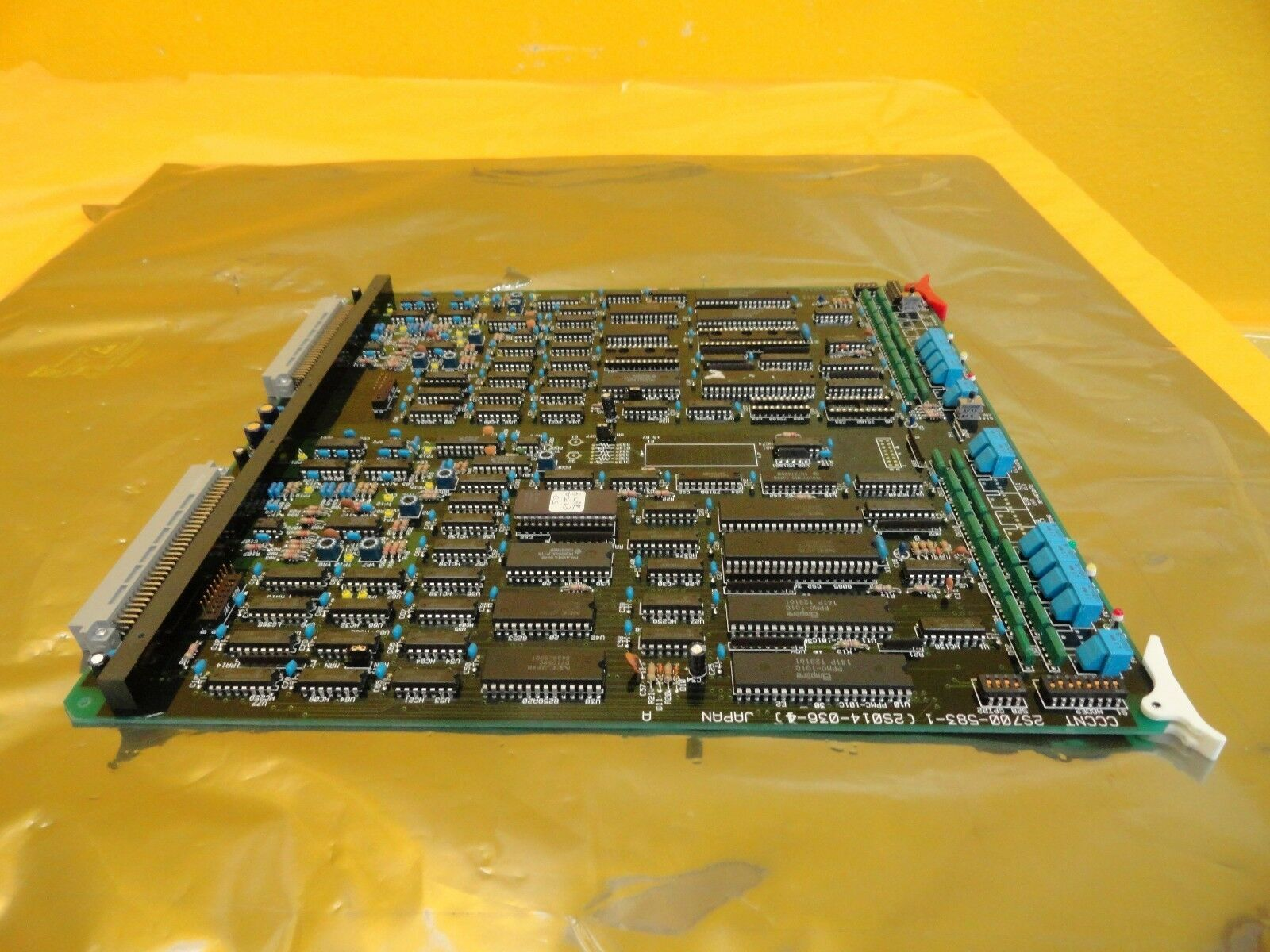 Nikon 2S700-583-1 CCCNT Board PCB Card 2S014-036-4 v2.23 OPTISTATION 3A Used