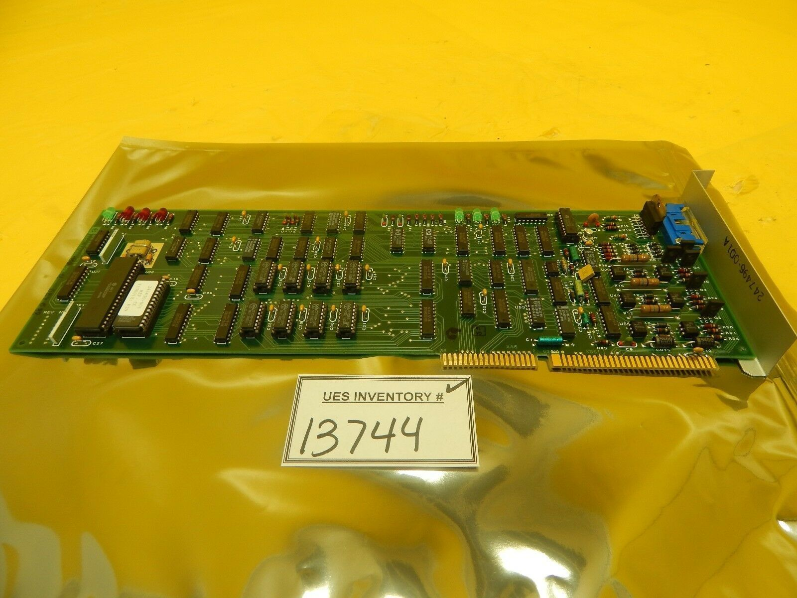 Electroglas 247225-002 XFR Arm Subsystem PCB Card 4085x Horizon PSM Used Working