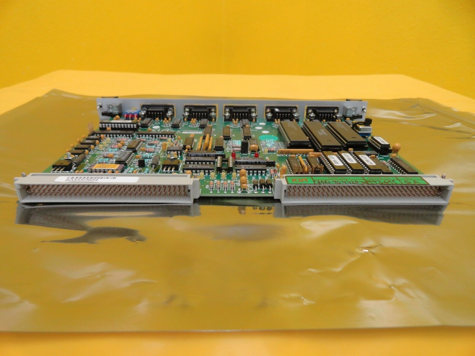 KLA-Tencor 073-404423-00 I/O PCB Card 710-404420-00 5107 Overlay Used Working