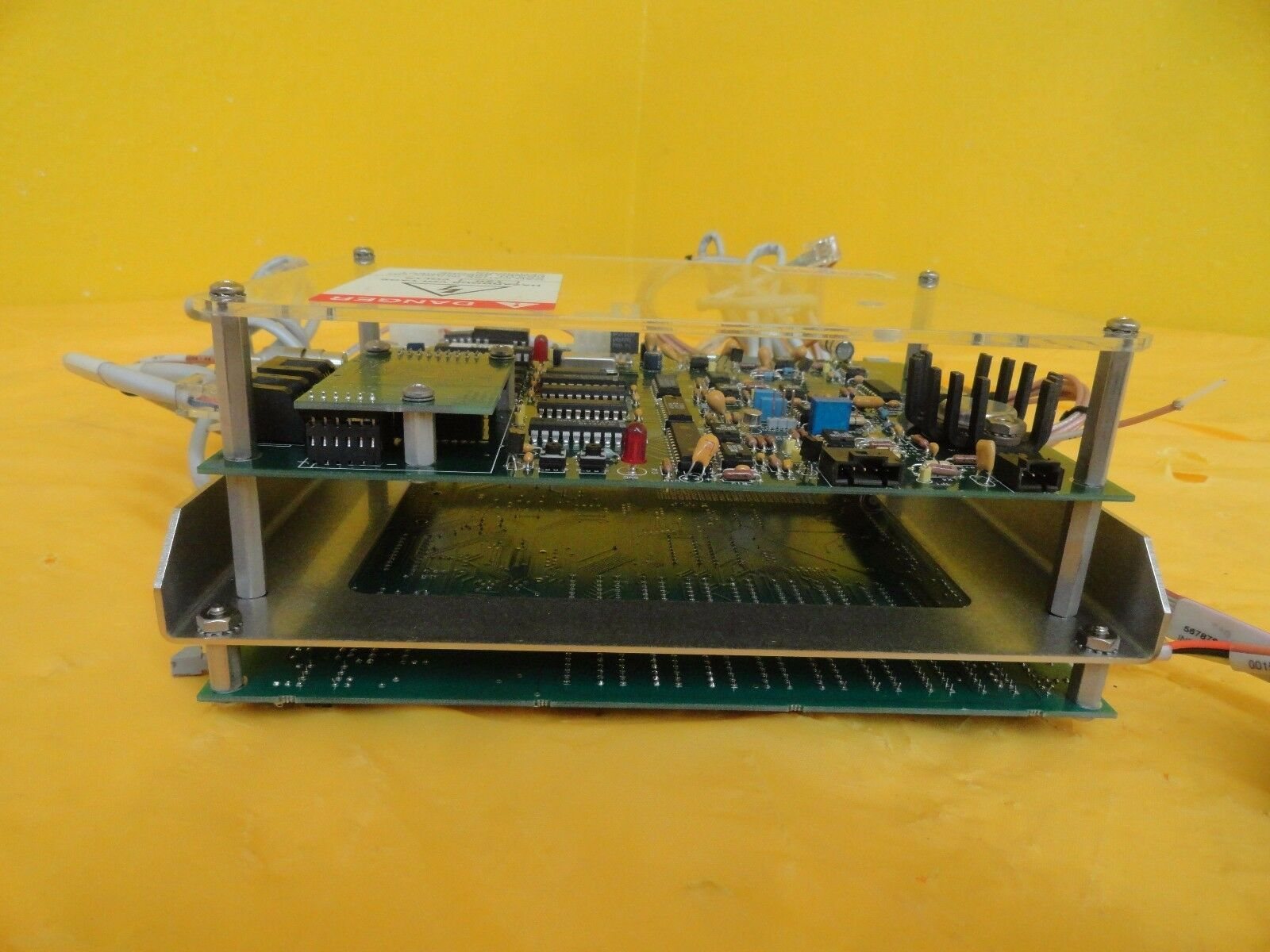 Ultrapointe 000134 Page Scanner Fast Z 1003T PCB Assembly KLA CRS-3000 Used