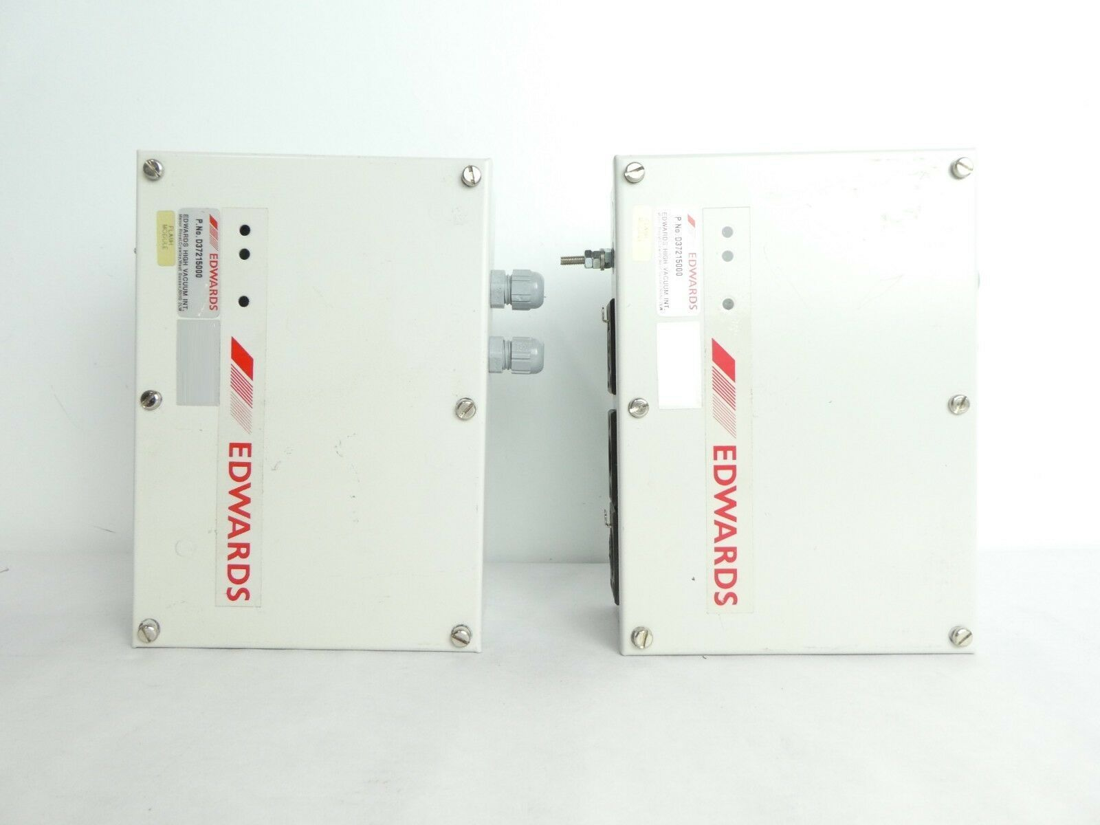 Edwards D37215000 Vacuum Pump Flash Module Lot of 2 Used Working