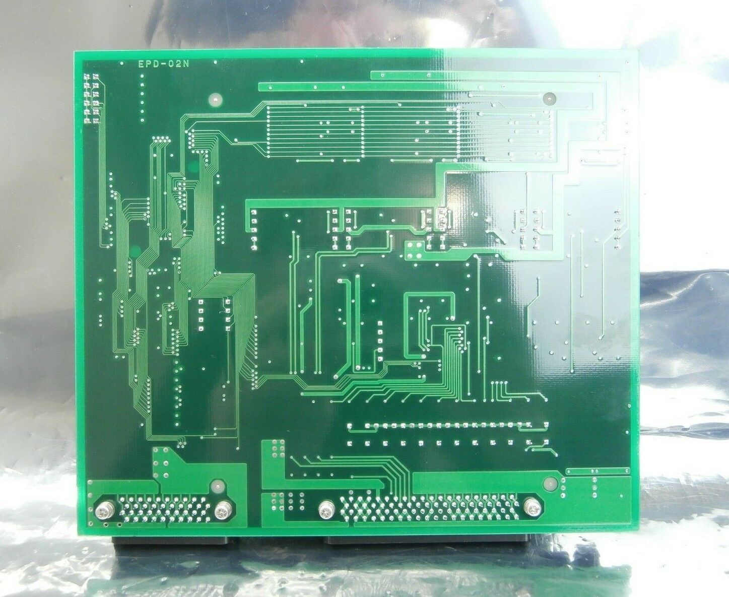 Hitachi EPD-02N Processor PCB Card M-712E Shallow Trench Etcher Used Working