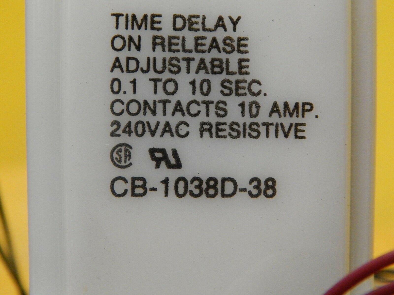 AMAT Applied Materials 0226-48119 Time Delay Panel Precision 5000 P5000 Used
