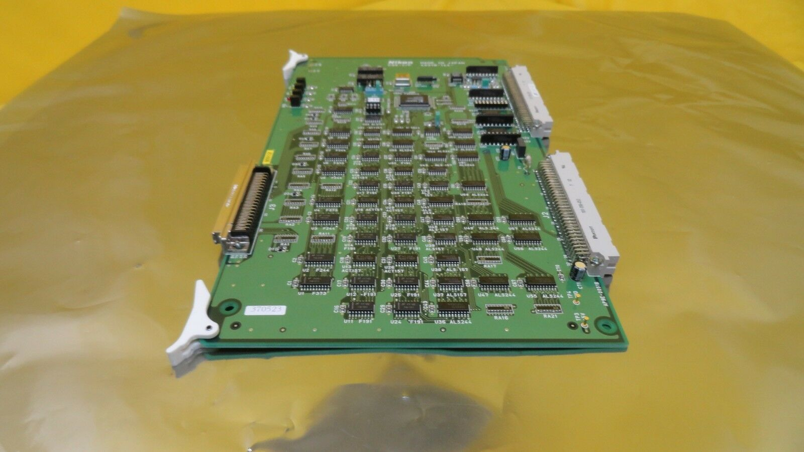 Nikon 4S018-144 Interface Relay Card PCB C30-I/F NSR-S202A Used Working