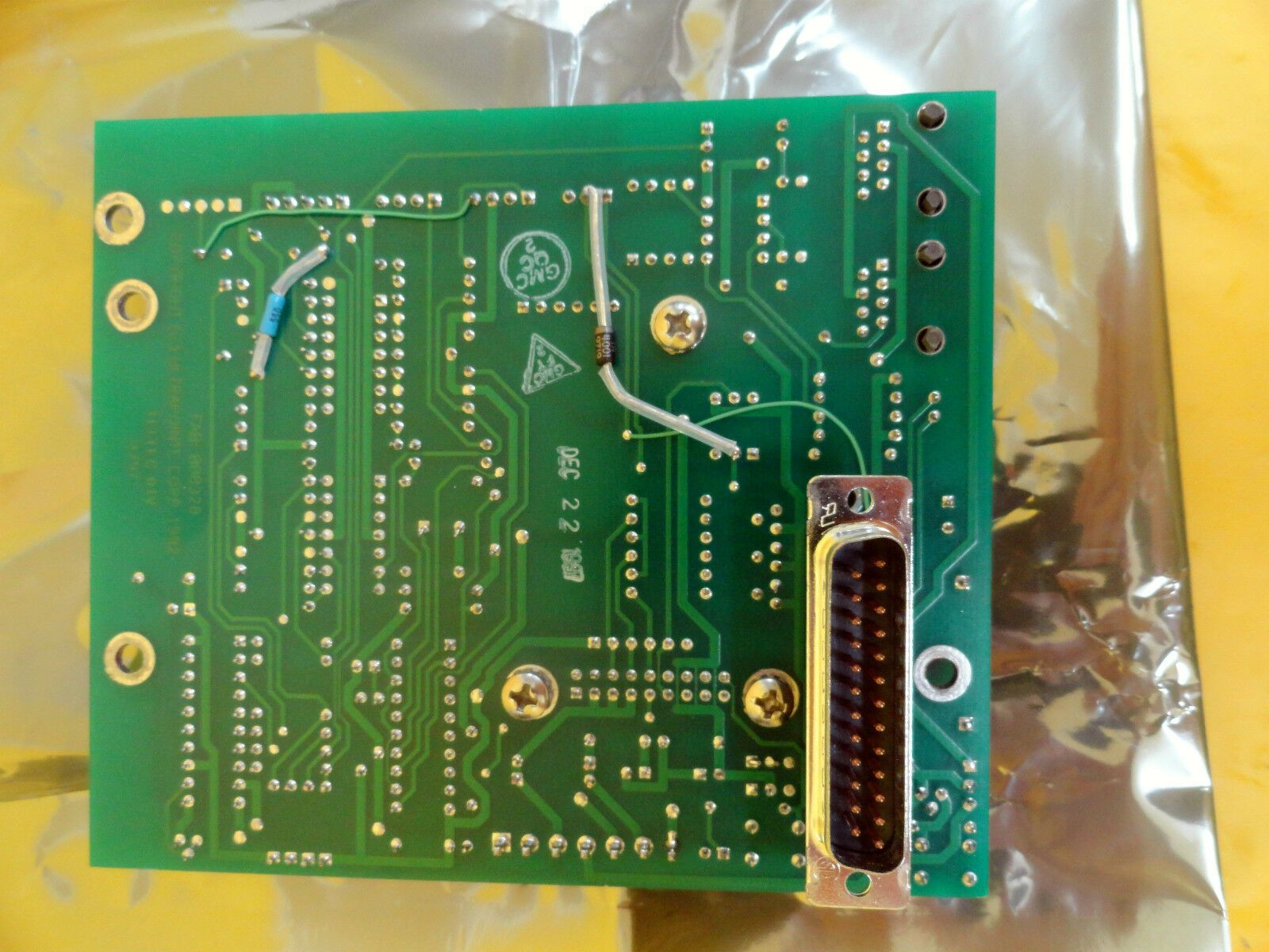 Ultrapointe 000327 Laser Power Controller PCB Used Working
