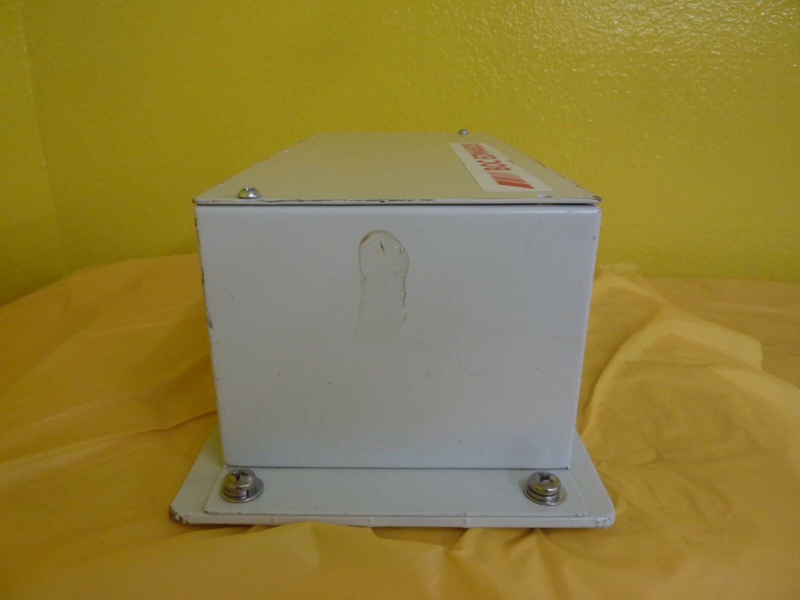 Edwards NRY191000 Eason Control Box Used Working