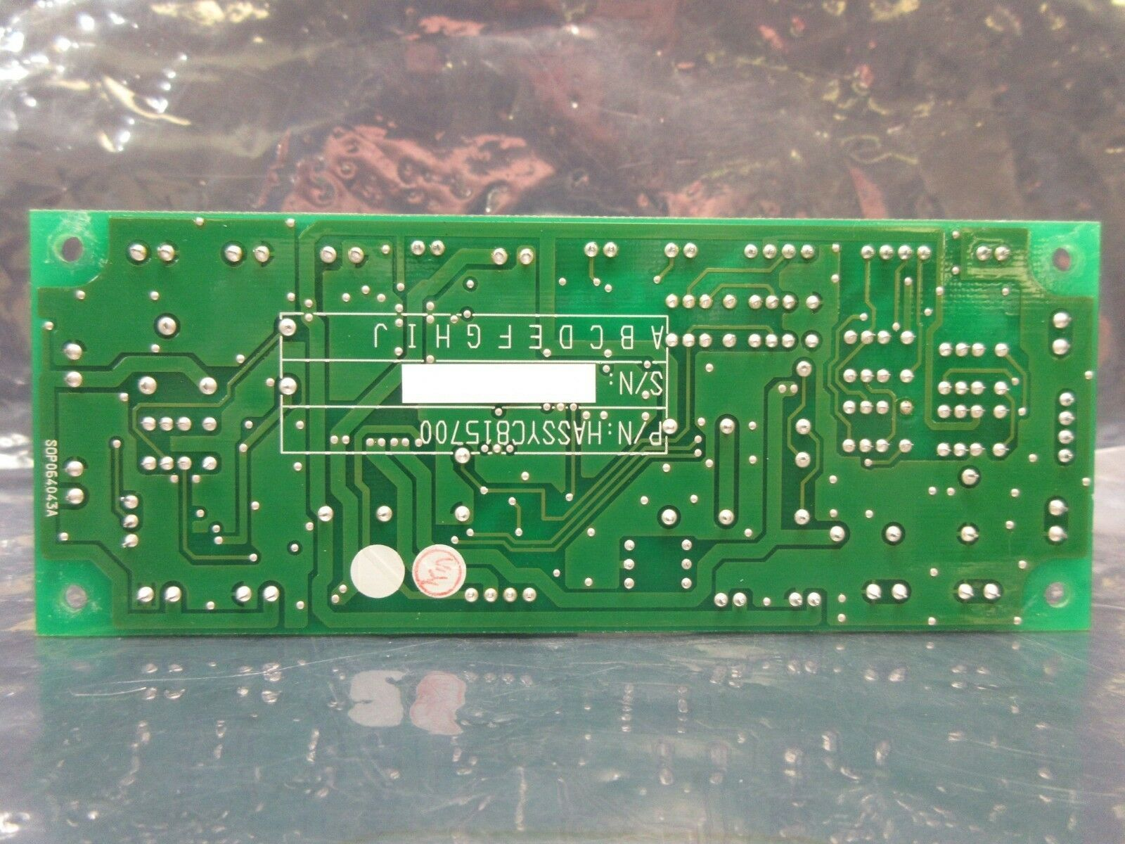 Muratec HASSYC815700 Interface Board PCB Used Working