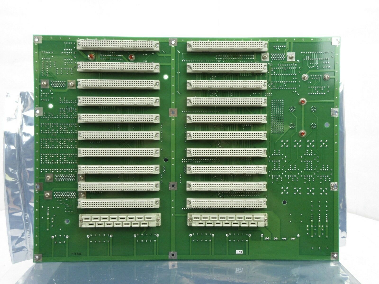 Nikon 4S018-162-A Backplane Interface Board PCB ALGMTH-SR8 NSR-S204B Used