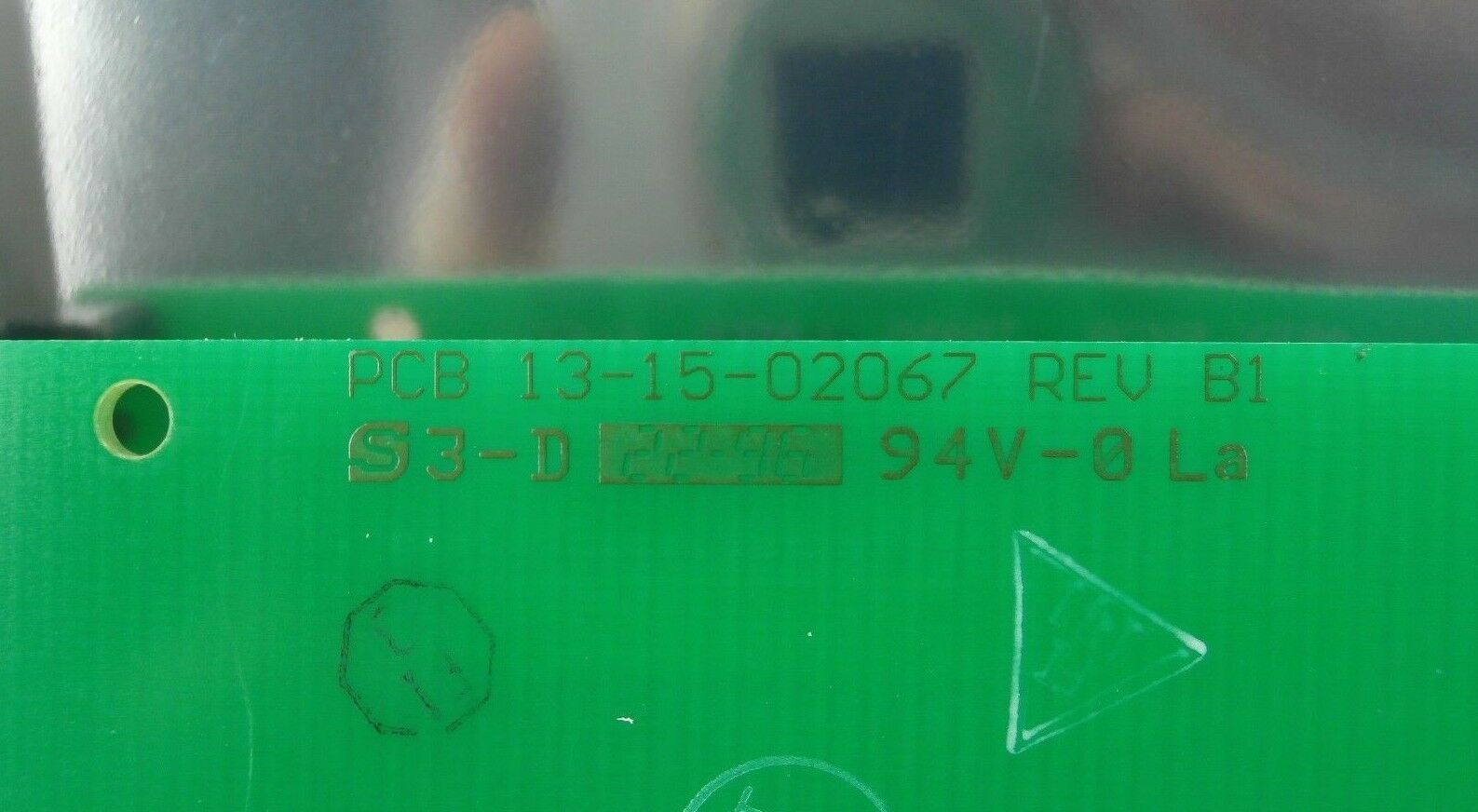 Ultratech Stepper 03-15-02066 6-Axis Laser Transition Y-Axis PCB Card 4700 Used