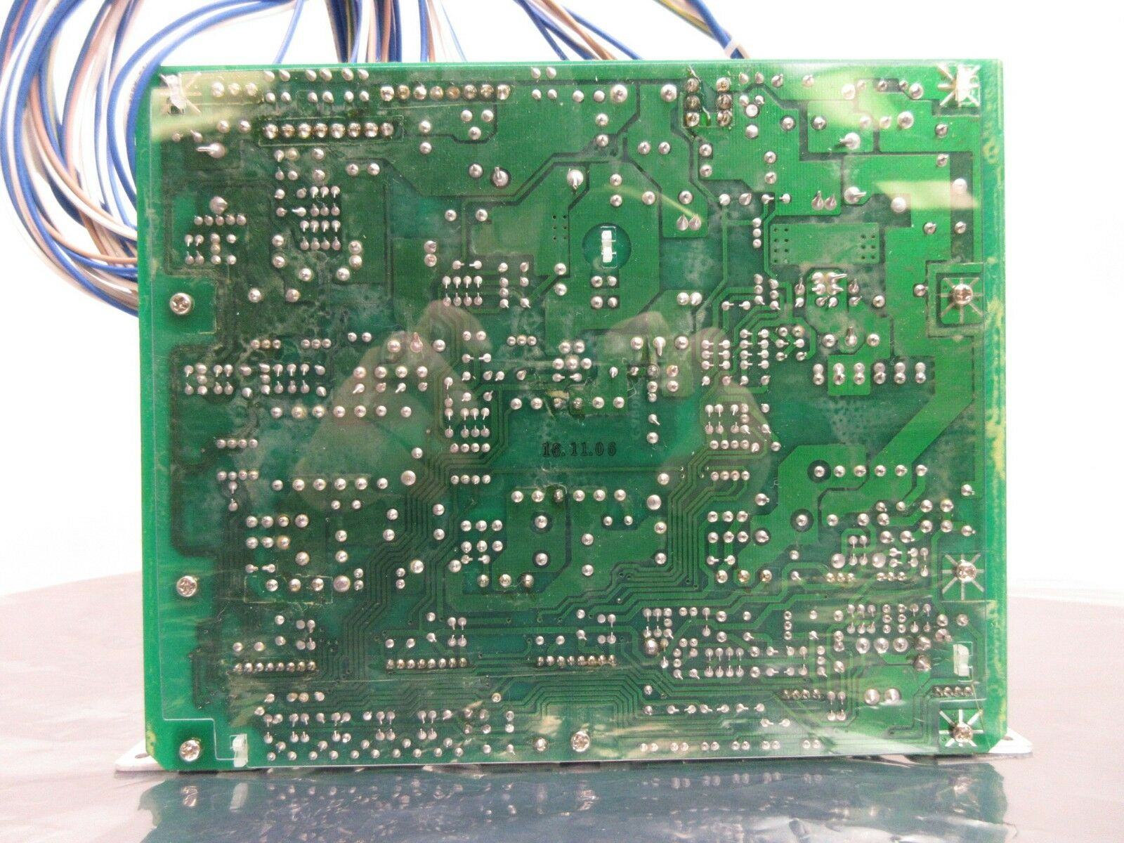 Tec Izu Electronics VDBC0002202 Power Supply Board PCB Nikon NSR-S307E Used