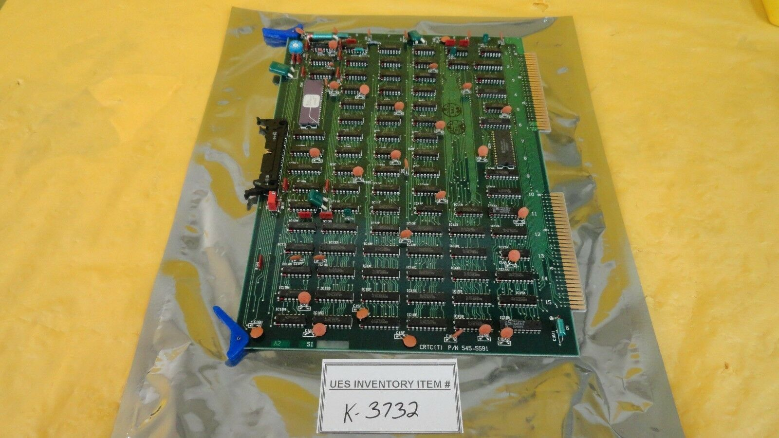 Hitachi 545-5591 PCB Card CRTC(T) S-9300 Used Working