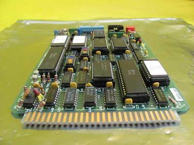 BTU Engineering 3161524 Video Interface Board PCB Card EPROM V2.1 Used Working