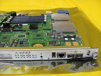 AdvancedTCA C55360-007 Single Board Computer MPCBL0001F04 Used Working
