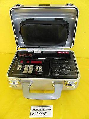 OAI 0320-010-01 Exposure Analyzer 320 System Used Working