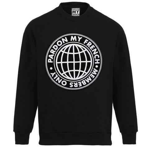 MEMBERS ONLY CREW NECK - BACK