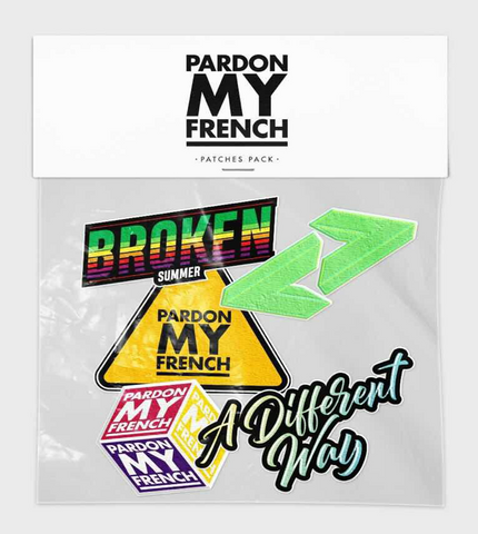 PMF PATCHES PACK (OPTION : PATCHES PACK 2)
