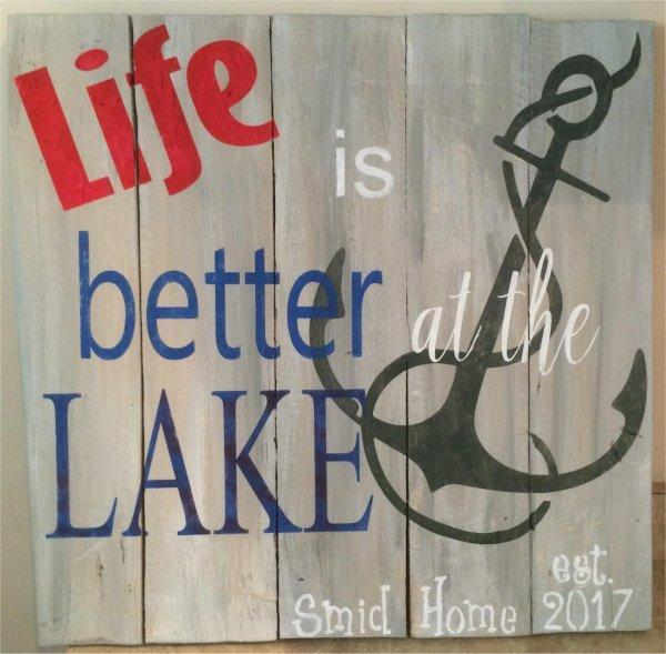Life Is Better at the Lakehouse #1020