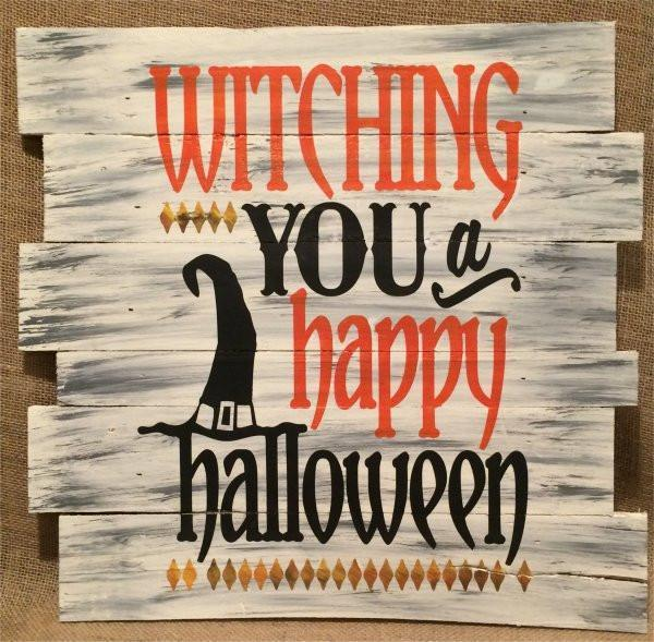 Witching You A Happy Halloween #2146