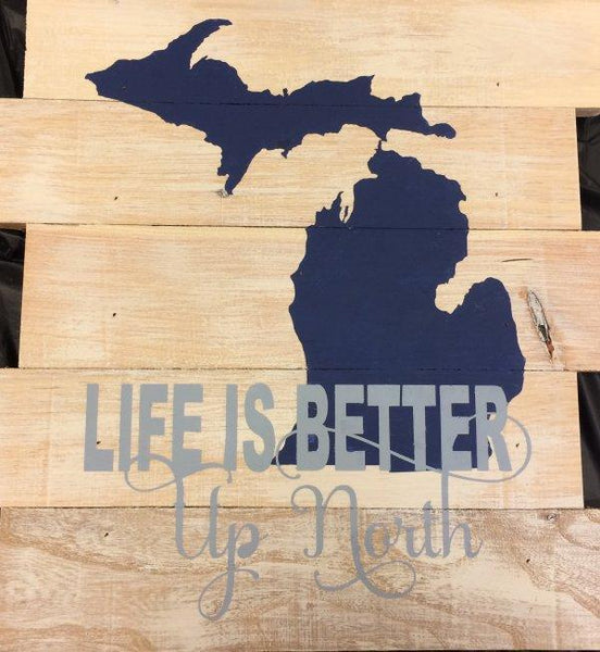 Life is Better Up North #3175