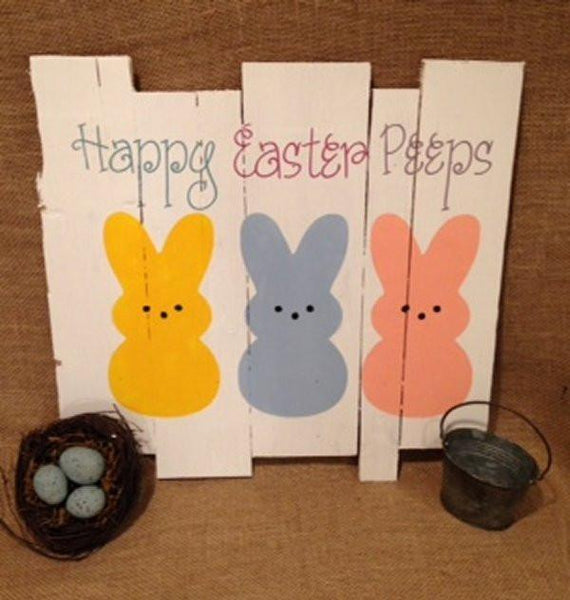 Happy Easter Peeps  #3231