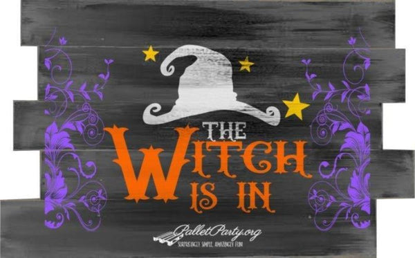 The Witch Is In #3456