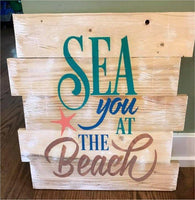 Sea You At The Beach #3523