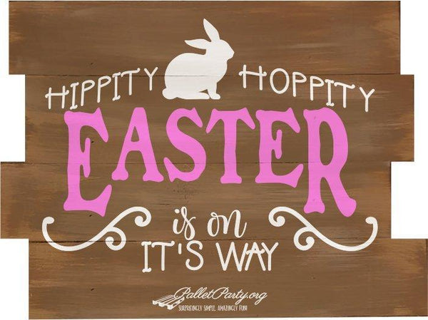 Hippity Hoppity Easter Is On It's Way #3595