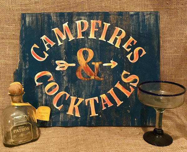 Campfires and Cocktails- #3715
