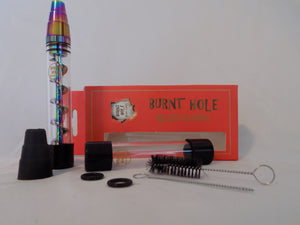 Glass Blunt - #1 Glass blunts on the market - Cigarillo Tropical - burntholeglassblunts