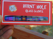 "Glass Blunts - #1 Glass blunt Tropical Colorado Cigarillo Edition - ""Extra replacement glass included!"" - burntholeglassblunts"