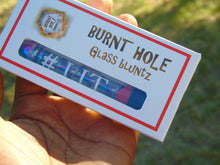 "Glass blunt - #1 Glass blunts Tropical LIT Cuban Edition - ""Extra replacement Glass included!"" - burntholeglassblunts"