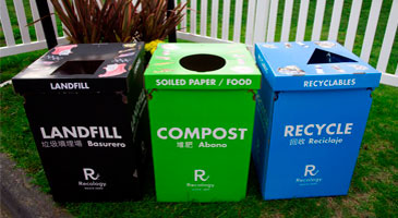 What is easier to recycle? Carton, plastic or glass?